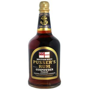 Rhum Pusser's Gunpowder Proof 54,5%