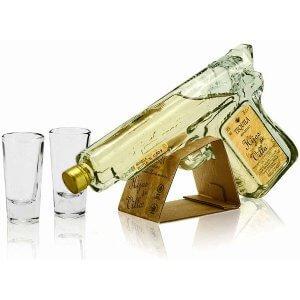 Tequila Hijos de Villa Reposado - Pistolet et shooters