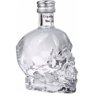 Vodka Crystal Head - Mignonnette 5cl