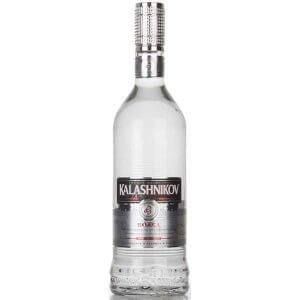 Vodka Kalashnikov Premium - Russie