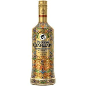 Vodka Russian Standard - Edition Lyubavin - 1 Litre