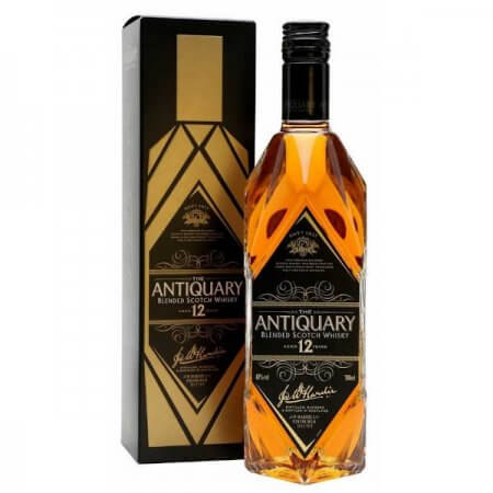 The Antiquary 12 ans
