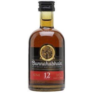 Whisky Bunnahabhain 12 ans - Mignonnette 5cl