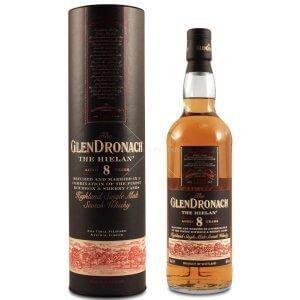 Whisky GlenDronach 8 ans - Thie Hielan'