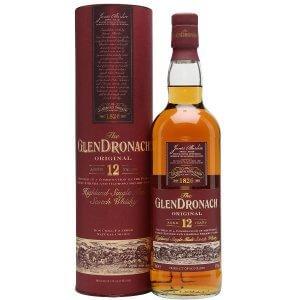Whisky GlenDronach Original - 12 ans