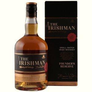 Whisky The Irishman Founder's Reserve