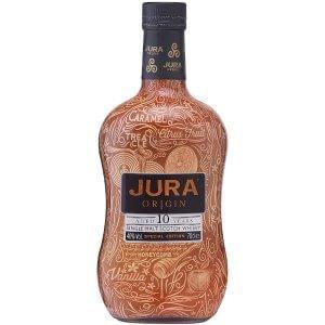 Whisky Jura Origin 10 ans - Tattoo Edition