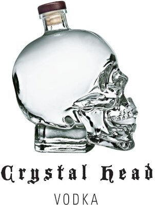 Logo Crystal Head Vodka