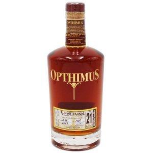 Rhum Opthimus 21 ans Magna Cum Laude