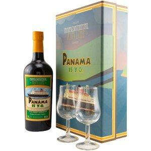 Rhum Panama 15 ans - Transcontinental Rum Lines
