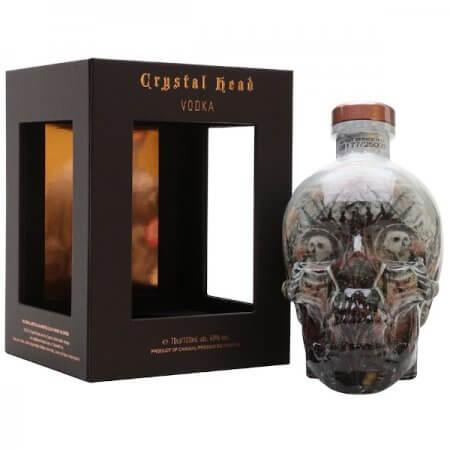 Vodka Crystal Head Edition Limitée John Alexander