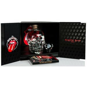 Vodka Crystal Head Edition Rolling Stones