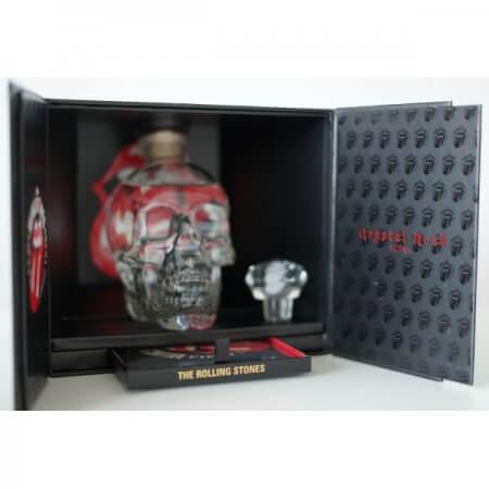 Crystal Head Vodka Edition Rolling Stones