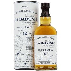 Whisky Balvenie 12 ans Single Barrel