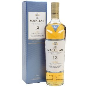 Whisky Macallan 12 ans - Triple Cask