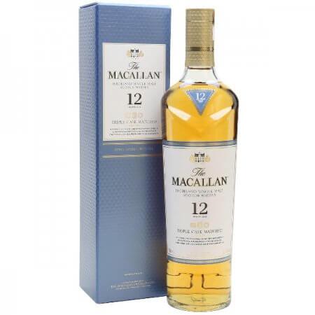 Whisky Macallan 12 ans - Triple Cask