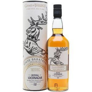 Royal Lochnagar 12 ans - Edition Game of Thrones
