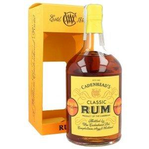 Cadenhead'S Classic Rum - 50% - Caraïbes