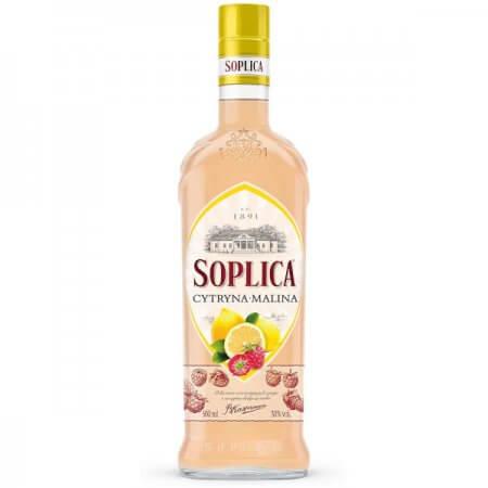 Liqueur Soplica Citron-Framboise