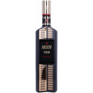 Vodka Akdov Ultimate - Russie