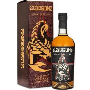 Whisky Scorpions Cherry Cask (Mackmyra)