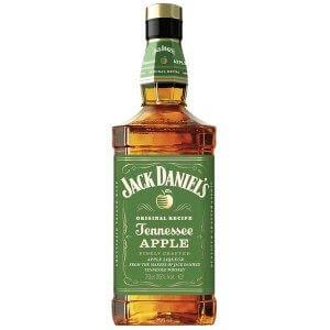 Jack Daniel's Tennessee Apple - Liqueur de whisky à la pomme