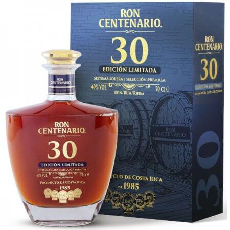 Ron Centenario 30 - Costa Rica