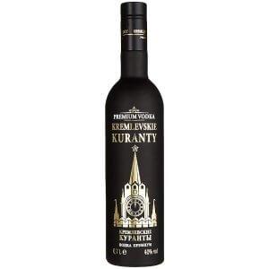 Vodka Russe Kremlevskie Kuranty