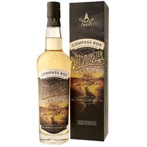 Whisky Compass Box The Peat Monster