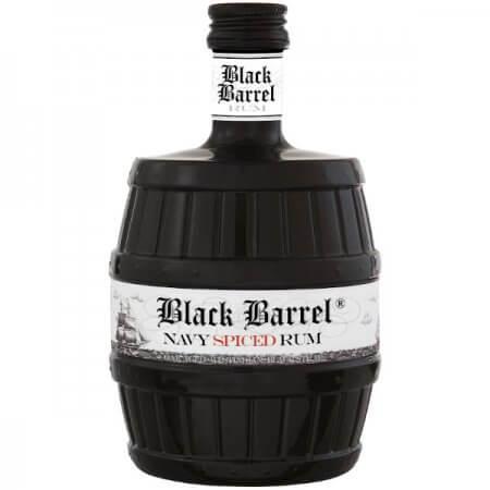 Rhum A.H. Riise Black Barrel - Navy Spiced