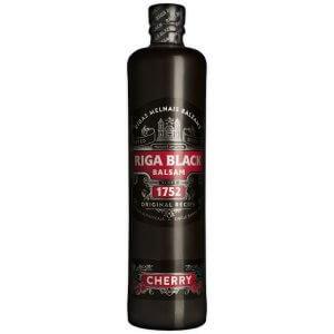 Baume Noir de Riga à la cerise