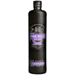 Baume Noir de Riga à la Groseille