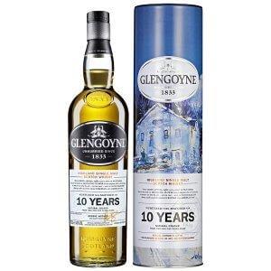 Whisky Glengoyne 10 ans - Edition Jolomo Hiver