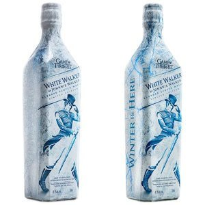 Whisky Johnnie Walker - Winter is Here