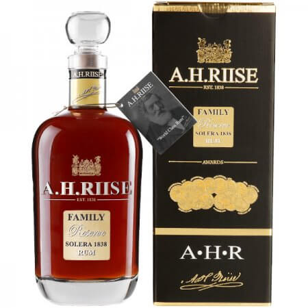 Rhum A.H. Riise Family Reserve Solera 1838