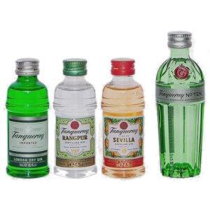 Mignonnettes Gin Tanqueray
