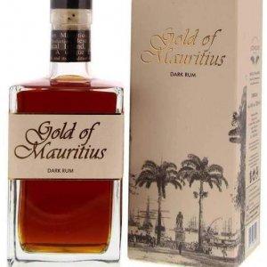 Rhum Gold of Mauritius - Dark Rum