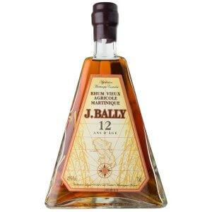 J.Bally 12 ans - Rhum Vieux Agricole de Martinique