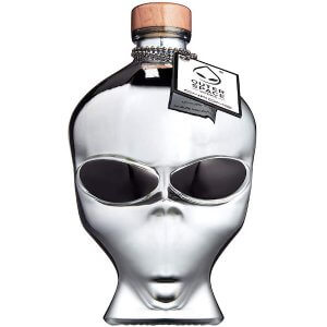 Vodka OuterSpace Chrome Edition