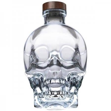 Vodka Crystal Head - 1 litre