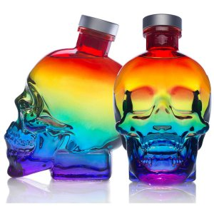Vodka Crystal Head Pride Edition