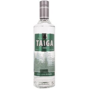 Vodka Spirit of Taïga