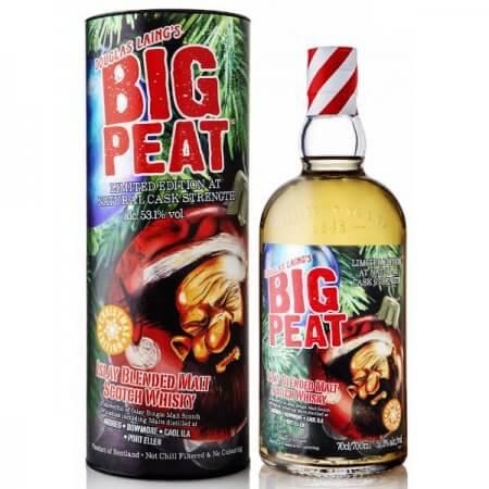 Whisky Big Peat - Christmas Edition Noël 2020