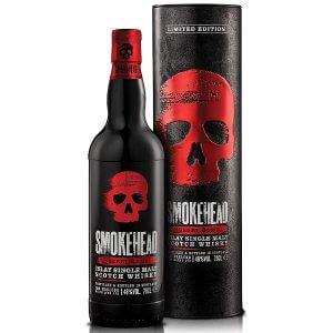 Whisky Smokehead Sherry Bomb