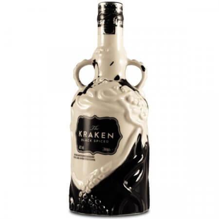 Kraken Ceramic - Edition Noir et blanc