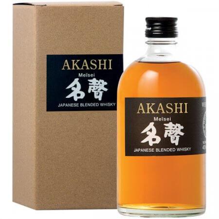 Whisky japonais Akashi Meïsei