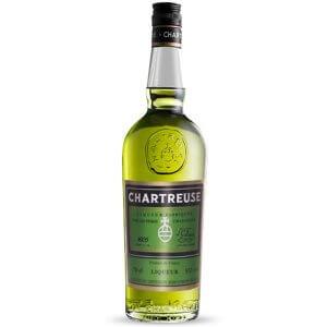 Chartreuse Verte - Liqueur aux plantes