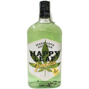 Liqueur Happy Leaf - Jamaica