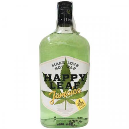 Liqueur Happy Leaf - Jamaica