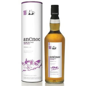 Whisky AnCnoc 18 ans - Highland